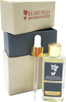 Beardraja Organic Beard Oil Hair Oil(35 ml)