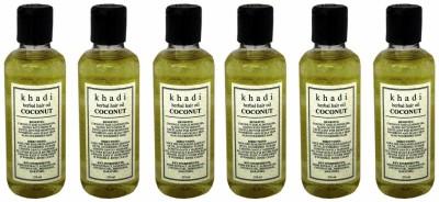 Khadi Natural Nan-20580-6 Hair Oil