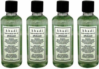 Khadi Natural Nan-20581-4 Hair Oil