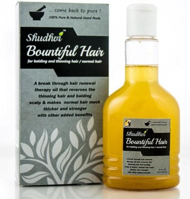 Shudhvi Naturals Bountiful Hair Hair Oil