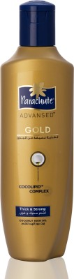 Parachute Advansed Gold Thick & Strong Hair Oil(200 ml)