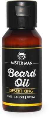 MisterMan Beard Oil Desert King Hair Oil