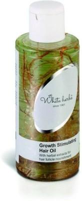 White Herbs Shathayu Hair Oil
