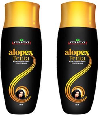 Keya Seth Alopex Penta Hair Oil (100 ml) (Pack of 2) Hair Oil