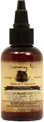 Sunny Isle Jamaican Black Castor Beard Oil Hair Oil(59 ml)