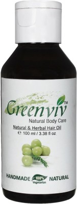 Greenviv Natural & Herbal  Hair Oil