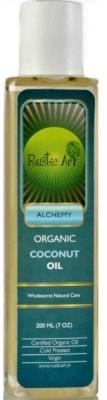 Rustic Art Organic Coconut Hair Oil