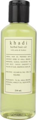 Khadi Natural Amla And Bhrami Hair Oil