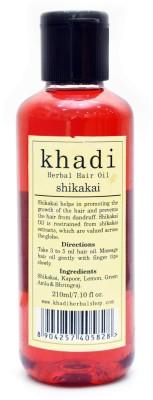 KHADI HERBALS Shikakai Hair Oil