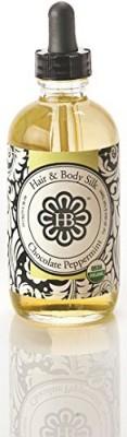 HollyBeth Organics Organics - Hair & Body Silk Oil (4 oz) Hair Oil(118.28 ml) at flipkart
