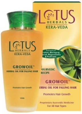 Lotus Kera-veda Grow Oil Hair Oil