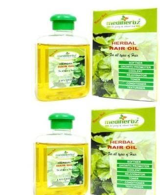 Mediherbz Combo Hair Oil