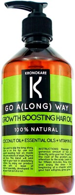 Kronokare Go A(Long) Way Growth Boosting  Hair Oil