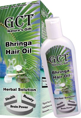 GCT Herbal & Ayurvedic Bhringa Hair Oil