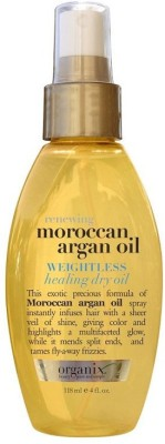 Organix Renewing Argan Oil Of Morocco Weightless Healing Dry Hair Oil