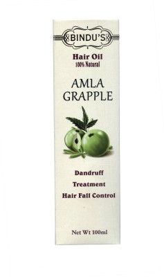 Bindus Amla Grapple Hair Oil