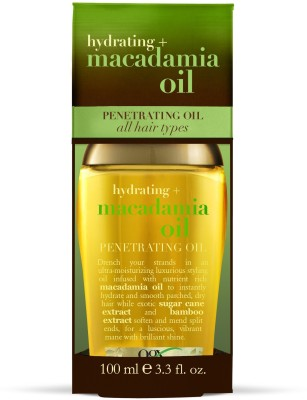 OGX Macadamia Penetrating Hair Oil