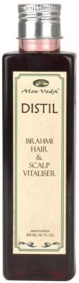 Aloe Veda Brahmi Hair & Scalp Vitaliser Hair Oil