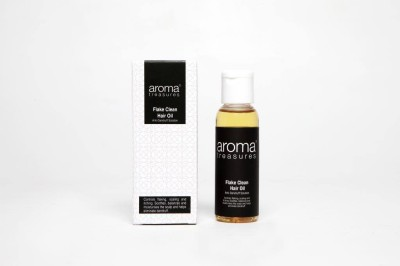 Aroma Treasures Flake Clean  Hair Oil