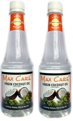 Maxcare Virgin Coconut (Cold Pressed) Hair Oil