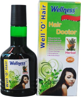 Wellness Well ,O, Hair Hair Oil