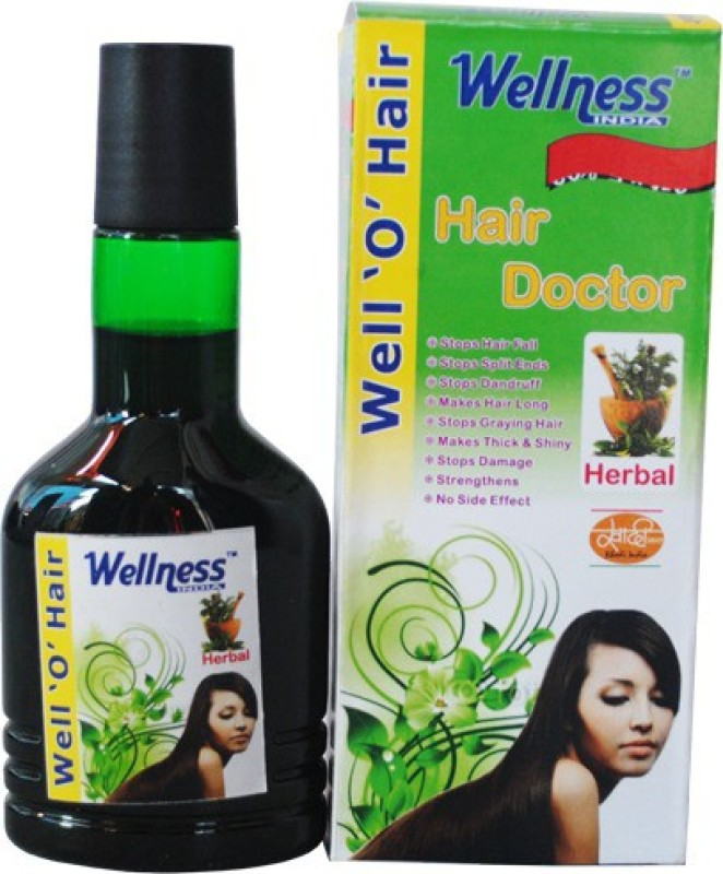 Wellness Well 'O' Hair Hair Oil(120 ml)