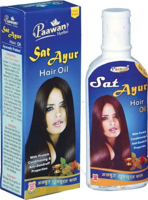 Paawan Sat Ayur  Hair Oil