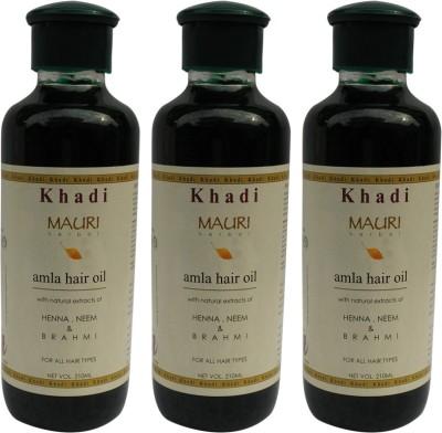Khadimauri Amla  Hair Oil