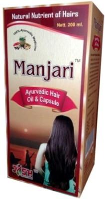 MANJARI AYURVEDIC HAIR OIL COMBO Hair Oil