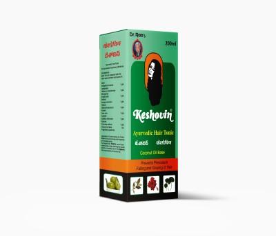 Dr.Rao's Keshovin  Hair Oil