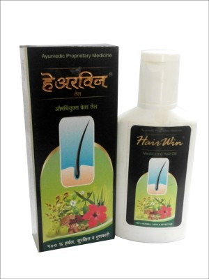 Hairwin Ayurvedic  Hair Oil