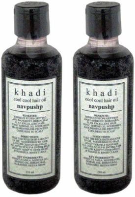 Khadi Natural Nan-20578-2 Hair Oil