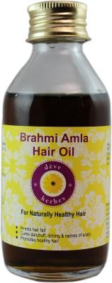 Deve Herbes Brahmi Amla Hair Oil