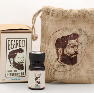 Beardo The Irish Royale Beard Fragrance Hair Oil