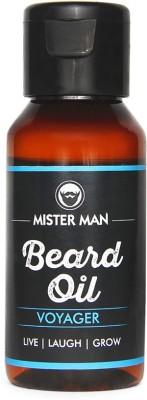 MisterMan Beard Oil Voyager Hair Oil