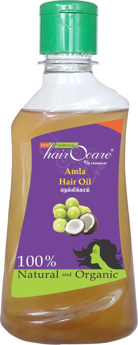 hairocare Amla - (Dhathri) - Conditioner & Grayness Remover - Pack of 1 x 200 ml Hair Oil