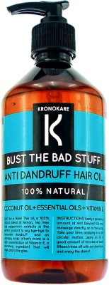 Kronokare Bust The Bad Stuff Anti-dandruff  Hair Oil