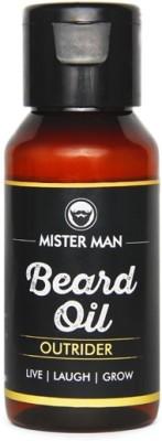 MisterMan Beard Oil Outrider Hair Oil