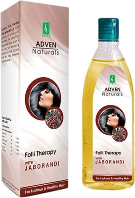 Adven Naturals Folli Theraphy With Jaborandy (Pack of 2) Hair Oil
