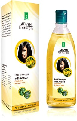 Adven Naturals Folli Theraphy With Arnica (Pack of 2) Hair Oil