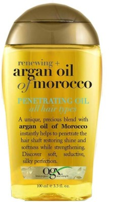 Ogx Renewing + Argan of Morocco Penetrating ( Organix ) Hair Oil