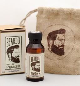 Beardo The Black Velvette Beard Fragrance Hair Oil