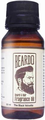Beardo The Black Velvette Beard & Hair Fragrance Oil(50 ml)