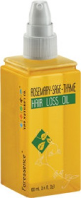 The Nature's Co Rosemary Sage Thyme Rejuvenating  Hair Oil