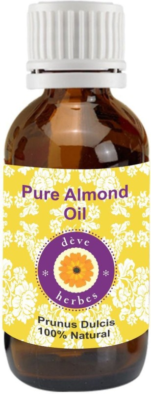 Deve Herbes Pure Almond Hair Oil(100 ml)