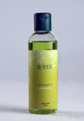 Avera Strength Hair Oil