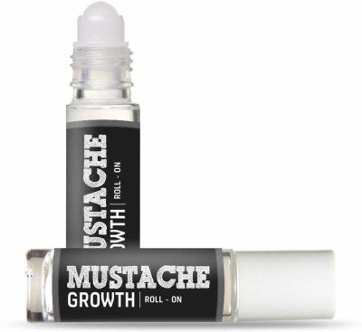 BEARDO Mustache Growth Roll-on Hair Oil