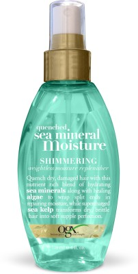 OGX Sea Mineral Moisture Shimmering Weightless Moisture Replenisher Hair Oil