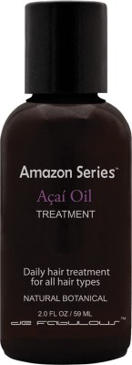 De Fabulous Amazon Series Acai Oil Treatment Hair Oil