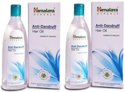 Himalaya Anti-Dandruff 100ml (Set of 2) Hair Oil(100 ml)